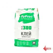 Бипрок Клей для строительных конструкций ByProc KLS-300 25кг