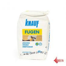 КНАУФ Шпатлевка гипсовая «Фугенфюллер» 10 кг