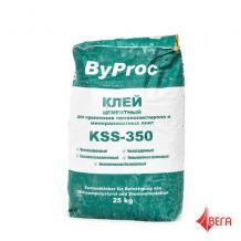 Клей для пенополистерола и минеральной плиты KSS-350
