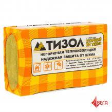 ТИЗОЛ Евро-ЛАЙТ 25 базальтовая плита 1000*600*50мм