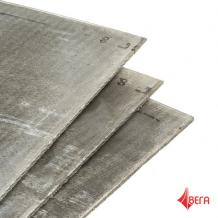 Шифер плоский прес. 8мм лист, 3000*1500