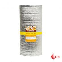Изосиб металлизированный 03 мм 50м2 утеплитель